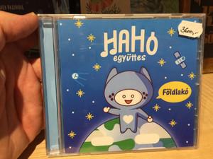 HaHo egyuttes - Foldlako / Tom-Tom Records Audio CD 2019 / TTCD297