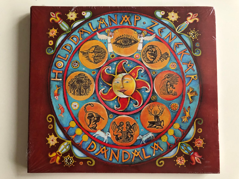 HolddalaNap Zenekar – Dandala / Gryllus Audio CD 2014 / GCD 137