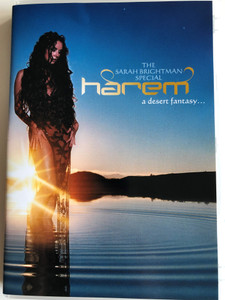 "The Sarah Brightman Special - Harem DVD 2003 A desert fantasy / Includes 30 min ""Behind the scenes"" documentary (724359903897)"