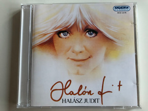Halász Judit ‎/ Hungaroton Classic Audio CD 1994 Stereo / HCD 14176