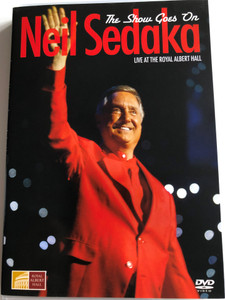 Neil Sedaka - The Show Goes On DVD 2006 Live at the Royal Albert Hall / Directed by David Barnard / Eagle Rock Entertainment (5034504959576)