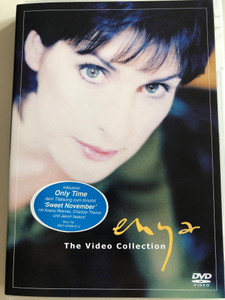 Enya The video Collection DVD 2001 / Orinoco Flow, Evening Falls, Storms in Africa, Book of Days, On My way Home / Warner Music / Enya - A Life in Music (809274056825)