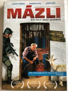 Fluke DVD 2008 Mázli / Directed by Keményffy Tamás / Starring: Lukáts Andor, Gyuricza István, Lázár Kati, Loránt Deutsch, Kerekes Vica (5999553590197)