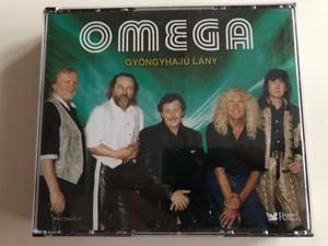 Omega - Gyöngyhajú Lány / Reader's Digest 5x Audio CD 2006 / RM-CD06052-1-5