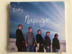East Wing - Napsugar / Gryllus Audio CD 2015 / GCD 162 - 2015
