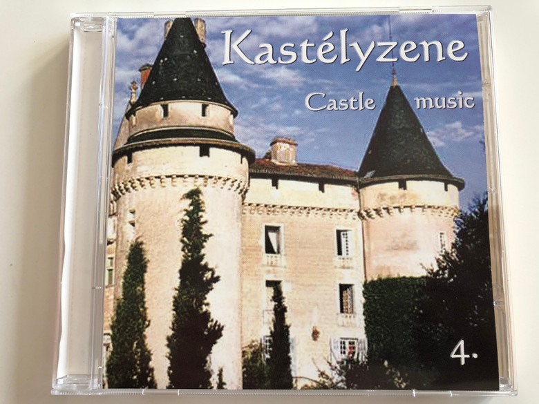 Katelyzene - Castle music 4. / Dalnok Kiado Audio CD / 5999536950260