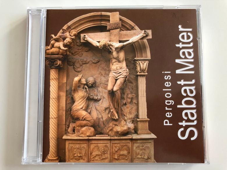 Pergolesi - Stabat Mater / Allegro Thaler Audio CD 2004 / MZA-070