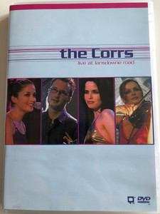 """The Corrs DVD 2000 Live at the lansdowne road / Includes """"The Corrs - in Blue"""" Documentary / Warner Music Vision (085365312029)"""