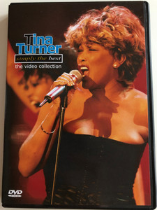 Tina Turner DVD 2004 Simply The Best - The Video Collection / Better be good to me, What's Love Got to do With it, We Don't need another Hero, It Takes two (4013659002642)