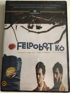 Feldobott kő DVD 1968 The Upthrown Stone / Directed by Sándor Sára / Starring: Lajos Balázsovits, Nadesda Kazassian, Todor Todorov, László Bánhidi (5999884681281)