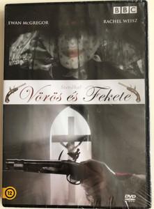 Scarlet and Black DVD 1993 Vörös és Fekete / Directed by Ben Bolt / Starring: Ewan McGregor, Rachel Weisz, Alice Krige, Christopher Fulford (5999545586399)