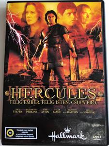 Hercules DVD 2005 / Directed by Roger Young / Starring: Paul Telfer, Elizabeth Perkins, Sean Astin, Tyler Mane, Timothy Dalton (5999548220573)