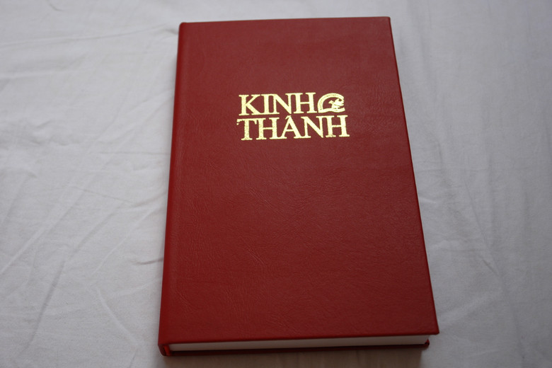Kinh Thánh Tán Uóc / Vietnamese New Testament / Hardcover 2017 / With Parallel passages on the margins (9786045243091)