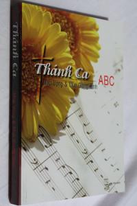 Thánh Ca / Mùa Vong & Mùa Giáng Sinh / ABC / Vietnamese Christmas Chants and Songs / Paperback2012 (2070100030472)