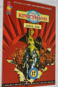 Vietnamese Bible Comics vol. 17 - Book of Jonah, Book of Job / Kinh Thánh - Khám phá vĩ đại / Jona, Job / Paperback / Series Editor D. Roy Briggs (VietBibleComics17)