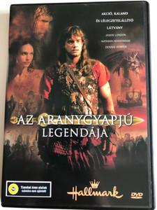 Jason and the Argonauts DVD 2000 Az aranygyapjú legendája / Directed by Nick Willing / Starring:Jason London, Frank Langella, Natasha Henstridge , Derek Jacobi / TV miniseries (5999548220474)