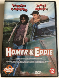 Homer & Eddie DVD 1989 / Directed by Andrei Konchalovsky / Starring: Whoopi Goldberg, James Belushi (8715686008883)