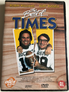 The Best of the Times DVD 1986 / Directed by Roger Spottiswoode / Starring. Robin Williams, Kurt Russel (8715686008951)