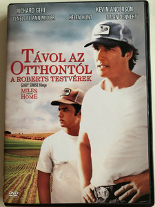 Miles From Home DVD 1988 Távol az otthontól - A Roberts Testvérek / Directed by Gary Sinise / Starring: Richard Gere, Kevin Anderson, Penelope Ann Miller (5999546332834)