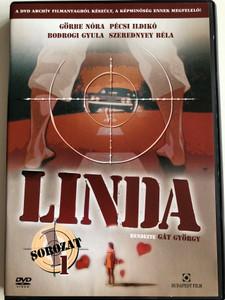 Linda Sorozat 1. DVD 1983 Hungarian TV Series / Directed by Gát György / Starring: Görbe Nóra, Szerednyey Béla, Bodrogi Gyula, Pécsi Ildikó (5999544242999)