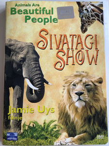 Animals are beautiful people DVD 1974 Sivatagi Show / Directed by Jamie Uys / South African nature documentary / Aka Beautiful People (5996357333838)