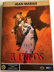 Le Bossu DVD 1959 A púpos / Directed by André Hunebelle / Starring: Jean Marais, Bourvil, Sabine Sesselmann (5998133175731)