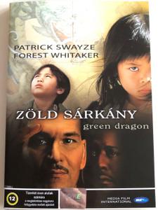 Green Dragon DVD Zöld Sárkány / Directed by Timothy Linh Bui / Starring: Patrick Swayze, Forest Whitaker (5998133146335)
