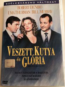 Mad Dog and Glory DVD 1993 Veszet Kutya és Glória / Directed by John McNaughton / Starring: Robert De Niro, Uma Thurman, Bill Murray, Kathy Baker, David Caruso (5996255704365)