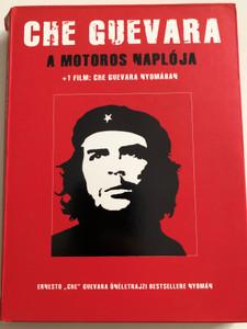 The Motorcycle Diaries 2 DVD SET / Diarios de motocicleta DVD 2004 Che Guevara: A motoros naplója / Directed by Walter Salles / Starring: Gael Garcia Bernal, Rodrigo de la Serna, Mercedes Morán / Including documentary - Che guevara nyomában (5998133154941)