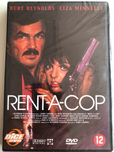 Rent-a-Cop DVD 1987 / Directed by Jerry London / Starring: Burt Reynolds, Liza Minnelli, James Remar, Richard Masur, Bernie Casey (8715686008937)