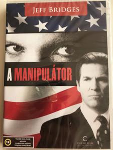 The Contender (A manipulátor) DVD 2000 / Directed by Rod Lurie / Starring: Gary Oldman, Joan Allen, Jeff Bridges, Christian Slater (5999882974507)