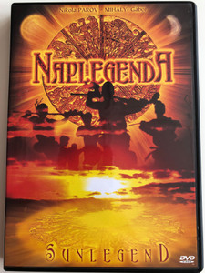 Naplegenda Táncprodukció DVD 2007 Sunlegend Dance Show / Directed by Gyöngyösi Szabolcs / Tom-Tom Records TTDVD102 / The Ancient magic of Hungarian folk dance (5999524961032)
