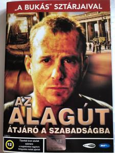 Der Tunnel DVD 2001 Alagút - Átjáró a szabadságba / Directed by Roland Suso Richter / Starring: Heino Ferch, Nicolette Krebitz, Alexandra Maria Lara, Sebastian Koch (5998133139238)