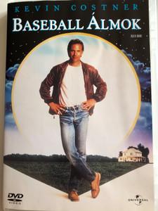 Field of Dreams DVD 1989 Baseball Álmok / Directed by Phil Alden Robinson / Starring: Kevin Costner, Amy Madigan, James Earl Jones, Ray Liotta, Burt Lancaster (5996051041220)