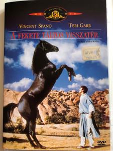 The Black Stallion Returns DVD 1983 A fekete táltos visszatér / Directed by Robert Dalva / Starring: Kelly Reno, Teri Garr (5996255709582)