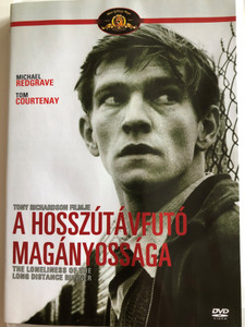 The Loneliness of the Long Distance Runner DVD 1962 A Hosszútávfutó Magányossága / Directed by Tony Richardson / Starring: Tom Courtenay, Michael Redgrave, Avis Bunnage, James Bolam (5999546332728)