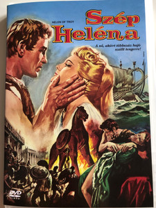 Helen of Troy DVD 1956 Szép Heléna / Directed by Robert Wise / Starring: Rossana Podestà, Jacques Sernas, Sir Cedric Hardwicke, Stanley Baker (5999010452259)
