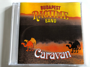 Budapest Ragtime Band - Caravan / BRB Records Audio CD 1994 / BRB CD 001