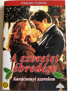 A Holiday for Love DVD 1996 A Szeretet ébredése - Karácsonyi szerelem / Directed by Jerry London / Starring: Melissa Gilbert, Tim Matheson, Michelle Trachtenberg, Jayne Eastwood (5999886089177.)