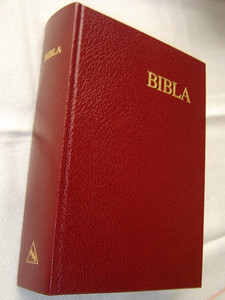 Albanian Bible LARGE Print - Huge Bible 94E Bibla [Hardcover] / Albania Europe / Giant Print