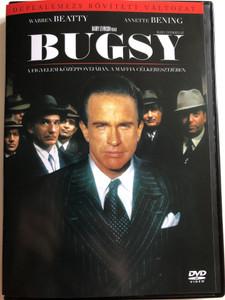 Bugsy: Extended Cut 2 DVD SET 1991 Bugsy / Directed by Barry Levinson / Starring: Warren Beatty, Annette Bening / A figyelem középpontjában, a maffia célkeresztjében (5999048900333)