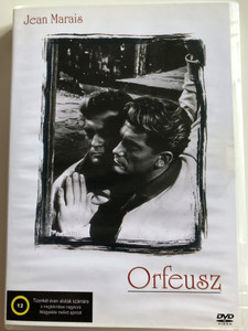 Orphee (Orpheus) DVD 1950 Orfeusz / Directed by Jean Cocteau / Starring: Jean Marais, François Périer, María Casares, Marie Déa (5999545583428)