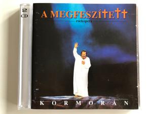 A Megfeszített - Rockopera - Kormorán / Hungaroton 2x Audio CD 2000 / HCD 71047, HCD 71048