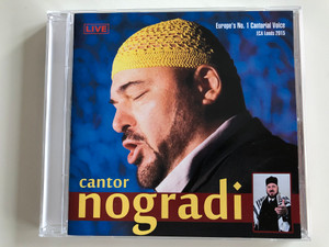 Centor Nogradi / Europe's No. 1 Cantorai Voice, ECA Leeds 2015 / Live / Audio CD 2015