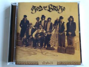 Ojos de Brujo – Vengue / Edel Records Audio CD 2001 / 0126882 ERE