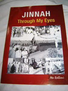 JINNAH - Through My Eyes by Ata Rabbani [Paperback] by Ata Rabbani