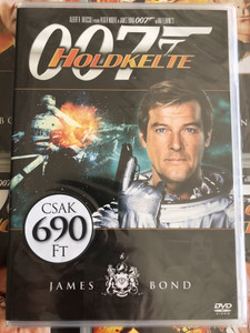 James Bond 007 - Moonraker DVD 1979 James Bond - Holdkelte / Directed by Lewis Gilbert / Starring: Roger Moore, Lois Chiles, Michael Lonsdale (8594163150037/10)