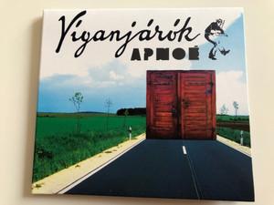 Apnoe: Viganjarok / Gryllus Audio CD 2014 / GCD 138