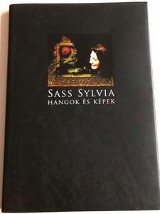 Sass Sylvia - Hangok és Képek by Mentler Krisztina / Geopen kiadó 2004 / Biographical book about Sylvia Sass, opera singer / Hardcover book with Audio CD: Verdi - Machbeth, Giselda, Erkel Ferenc - Hunyadi László (9639574309)