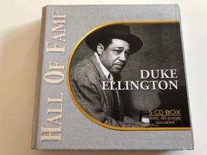 Hall of Fame / Duke Ellington / TIM 5x Audio CD 2002 / 220113